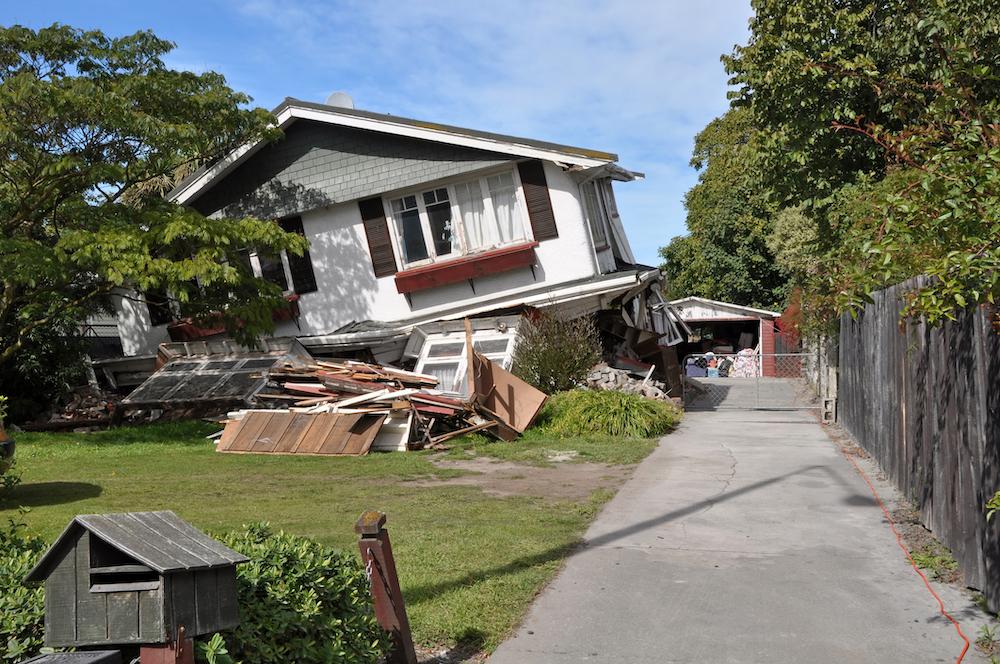 earthquake insurance Salem MO